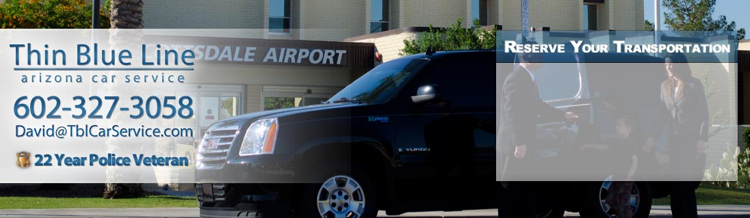 Chauffeured SUV Taxi Limo Service AZ
